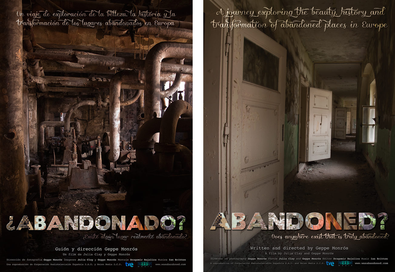 Abandoned? film posters