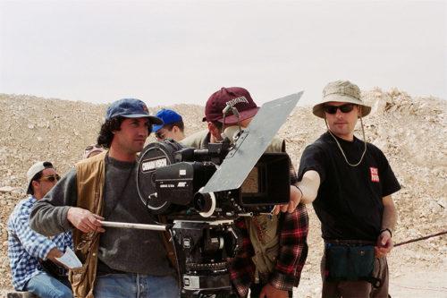 Filming Paipe